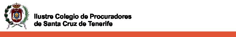 Ilustre Colegio de Procuradores de Santa Cruz de Tenerife
